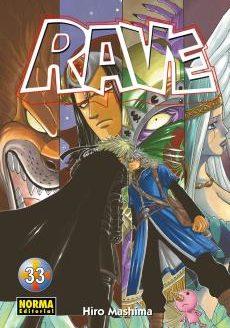 Rave manga Tomo 33
