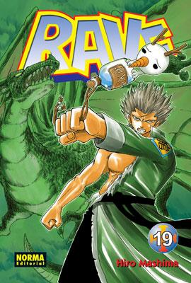 Manga Rave Tomo 19