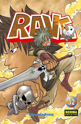 Manga Rave Tomo 32