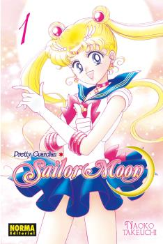 Sailor Moon manga Tomo 1