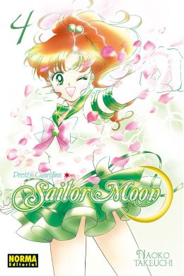 Sailor Moon manga Tomo 4