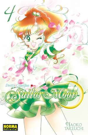 Sailor Moon manga Tomo 4