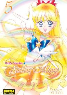 Sailor Moon manga Tomo 5