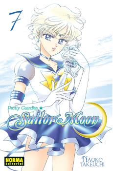 Sailor Moon manga Tomo 7