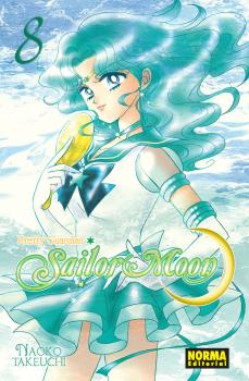 Sailor Moon manga Tomo 8