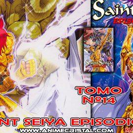Saint Seiya Episodio G Manga 14