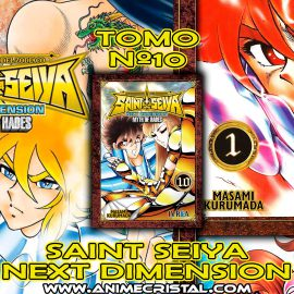 Manga Saint Seiya Next Dimension 10