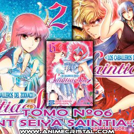 Manga Saint Seiya Saintia Sho 06