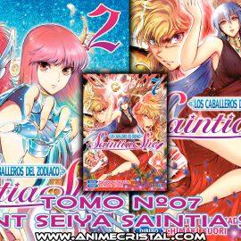 Manga Saint Seiya Saintia Sho 07