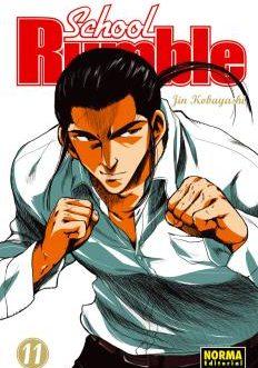 School Rumble manga Tomo 11