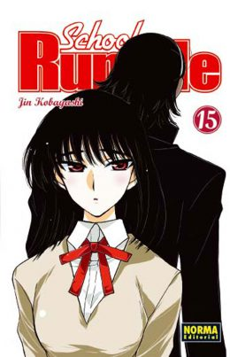 School Rumble manga Tomo 15