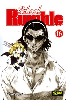 School Rumble manga Tomo 16