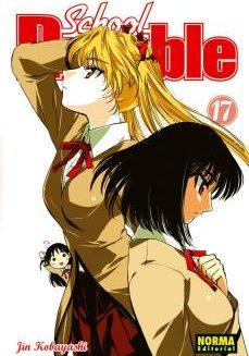 School Rumble manga Tomo 17