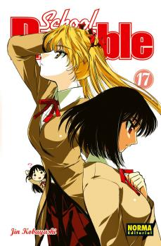 School Rumble manga Tomo 17