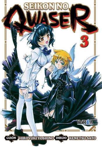 Manga Seikon No Qwaser 03