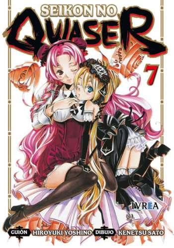 Seikon No Qwaser Manga Tomo 7