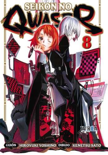 Seikon No Qwaser Manga Tomo 8