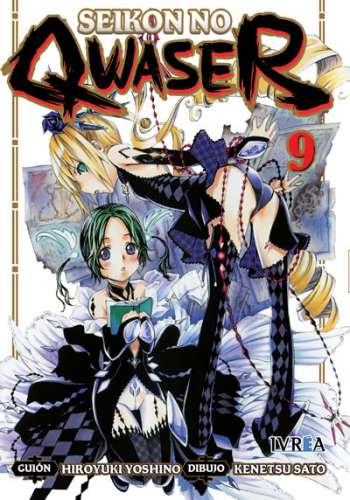 Seikon No Qwaser Manga Tomo 9