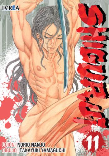 Manga Shigurui 11