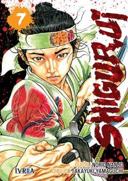 Shigurui manga tomo 7