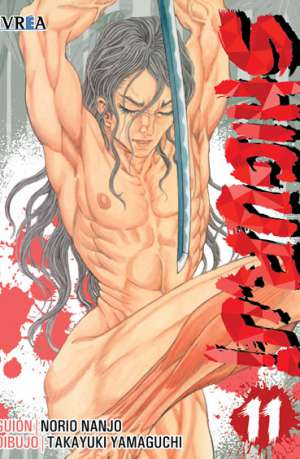 Shigurui manga tomo 11