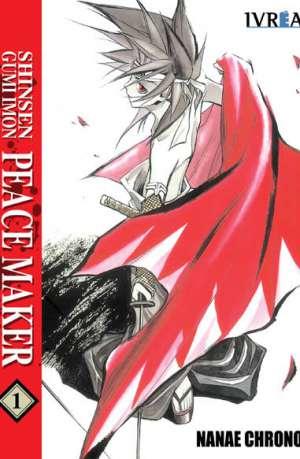 Shinsengumi Imon Peacemaker Manga Tomo 1