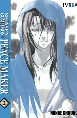 Shinsengumi Imon Peacemaker Manga Tomo 2