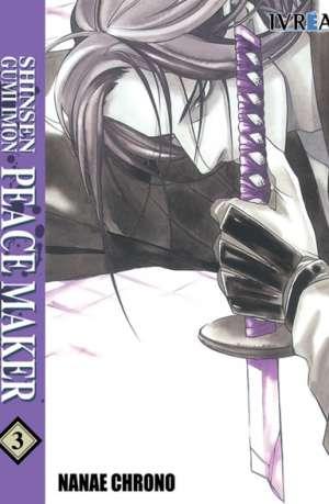 Shinsengumi Imon Peacemaker Manga Tomo 3