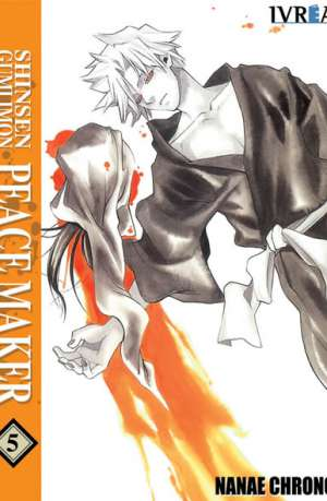 Shinsengumi Imon Peacemaker Manga Tomo 5