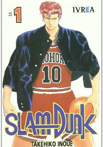 Slam Dunk Manga Tomo 1