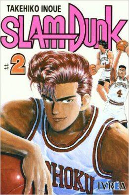 Slam Dunk Manga Tomo 2