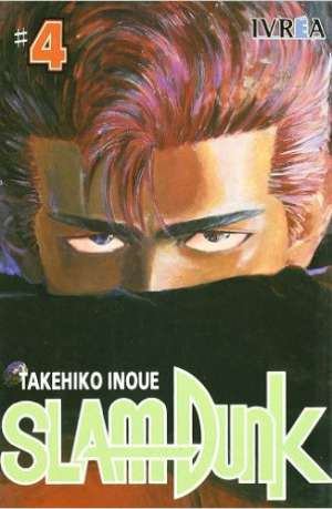 Slam Dunk Manga Tomo 4