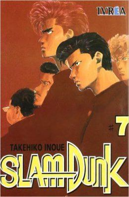 Slam Dunk Manga Tomo 7