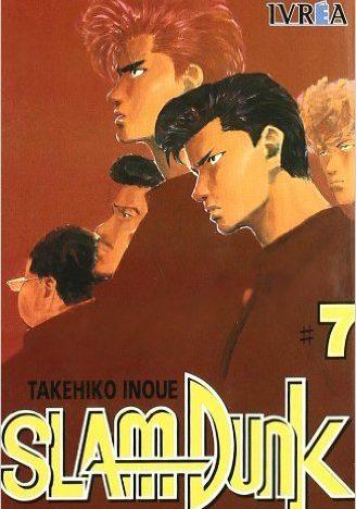 Manga Slam Dunk tomo 07