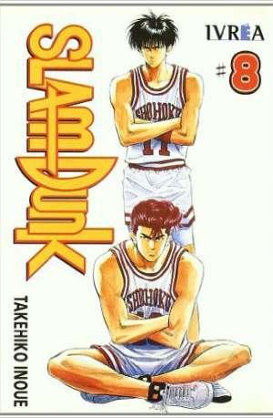 Slam Dunk Manga Tomo 8