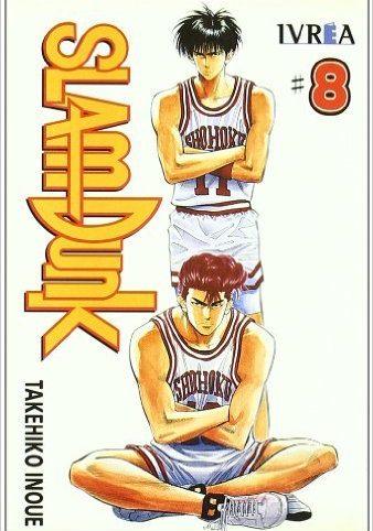 Manga Slam Dunk tomo 08