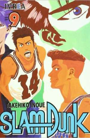Slam Dunk Manga Tomo 9