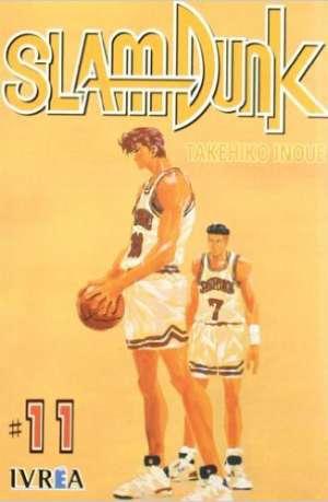Slam Dunk Manga Tomo 11