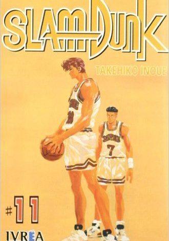 Manga Slam Dunk tomo 11