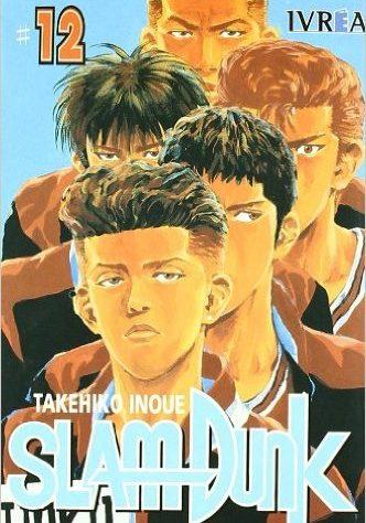 Slam Dunk Manga Tomo 12