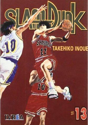 Slam Dunk Manga Tomo 13
