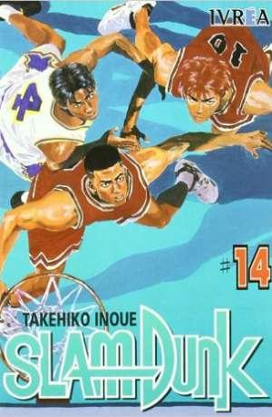 Slam Dunk Manga Tomo 14