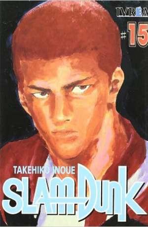 Slam Dunk Manga Tomo 15