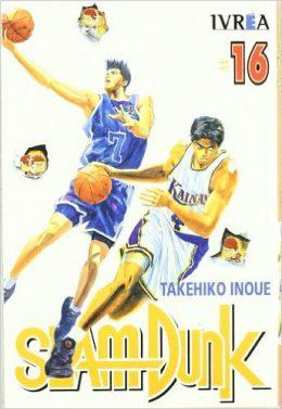 Slam Dunk Manga Tomo 16
