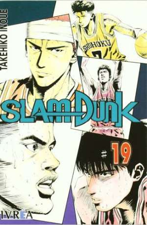 Slam Dunk Manga Tomo 19