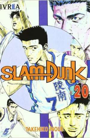 Slam Dunk Manga Tomo 20