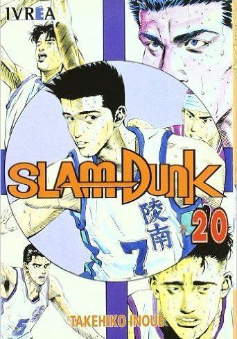 Manga Slam Dunk tomo 20