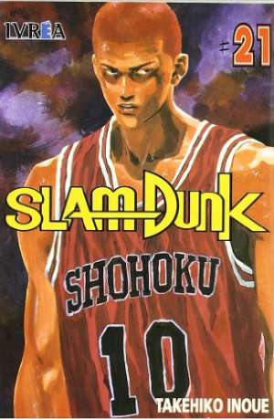 Slam Dunk Manga Tomo 21