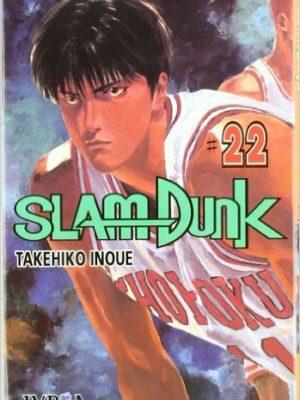 Manga Slam Dunk tomo 22