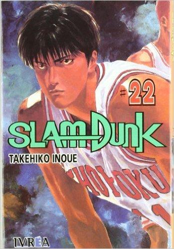 Slam Dunk Manga Tomo 22